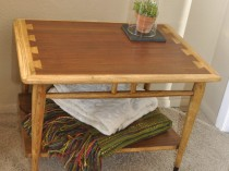 Mid Century Lane Acclaim Table
