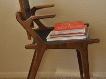Teak Glen of California Chair