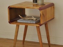 Mid Century Style End Table/Night Stand